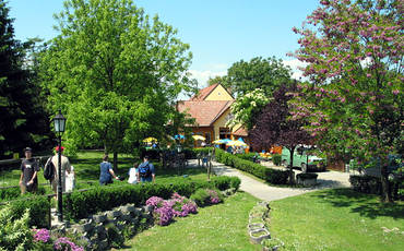 Forsthaus Stopfenreuth, Marchfeld