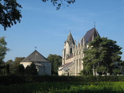 Kirche Bad Deutsch-Altenburg, Römerland Carnuntum