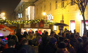 Advent in Stockerau, Tullner Donauraum