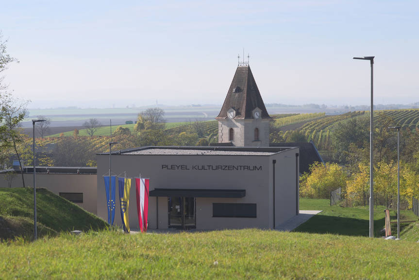 Pleyel Kulturzentrum in Ruppersthal